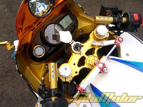 Lu Led Variasi 250 pakai tangki model zx14 gilamotor