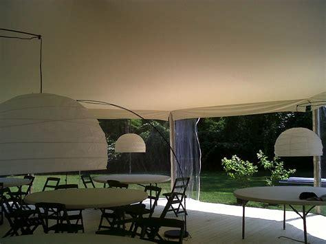 controsoffitto teso pagoda ottagonale controsoffitto teso in cotone bianco