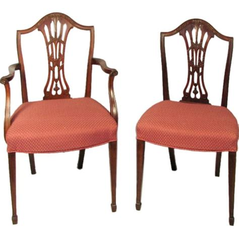 Hepplewhite Dining Chairs Hepplewhite Dining Chair Furniture Styles