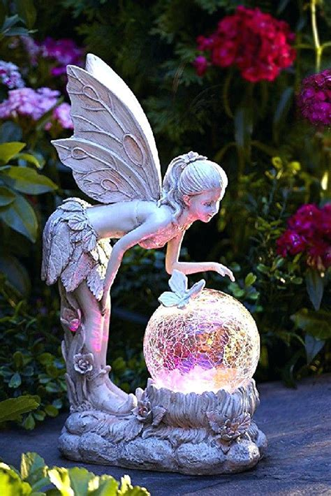lawn ornaments lighted solar lawn ornaments lighted finished weeping