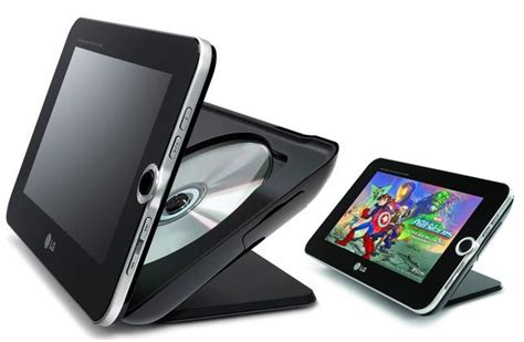 latest electronic gadgets new electronic gadgets lg 8 inch portable dvd player and