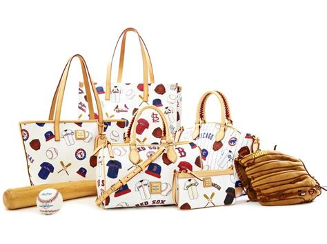 Introducing Dooney Bourke Plaid And Patched Plaid Collections by Introducing The Major League Baseball Collection Http