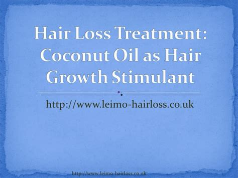 hair growth stimulants for women oil hair loss treatment coconut oil as hair growth stimulant