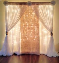 Curtain Backdrop Stand Unique Stunning Wedding Backdrop Ideas 14 Girlyard Com