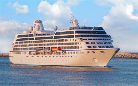 oceania cruises ship quot sirena quot travel leisure