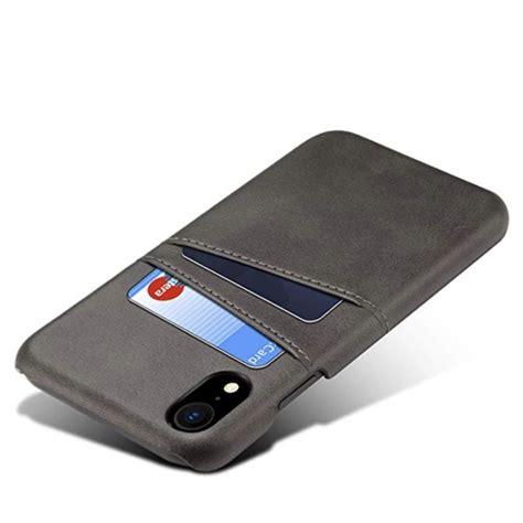 coque porte carte iphone xr protection tout pour phone
