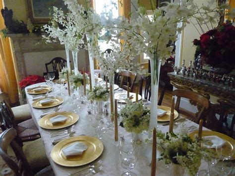 inexpensive christmas table centerpiece ideas elegant