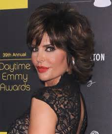 rinna haircut version how to cut lisa rinna short version haircut and style