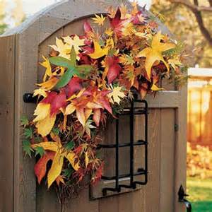 Fall And Thanksgiving Decorations - fall decorating ideas thanksgiving and halloween yard decorations