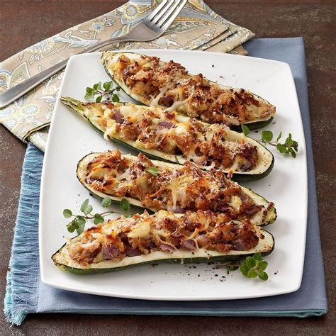 stuffed zucchini boats grilled top 25 best grilled zucchini boats ideas on pinterest