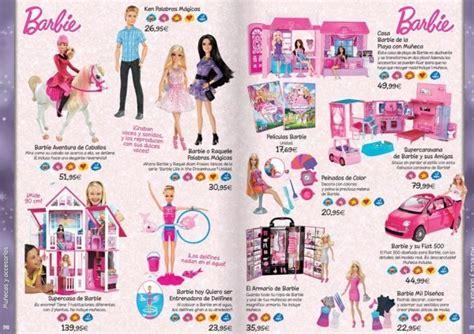 el corte ingles juguetes catalogo 2014 barbies cat 225 logo de juguetes el corte ingl 233 s 2014
