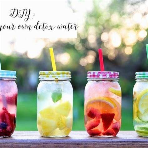 Make Your Own Detox Water by ดาร คช อกโกแลต ต วช วยข นเทพในการด ท อกซ