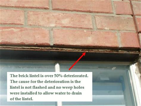 attractive Temperature To Paint Outside #3: Brick-Deterioration-and-Copper-Drip-Flashing-.jpg