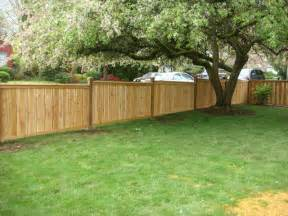 Types Of Fences For Backyard » Home Design