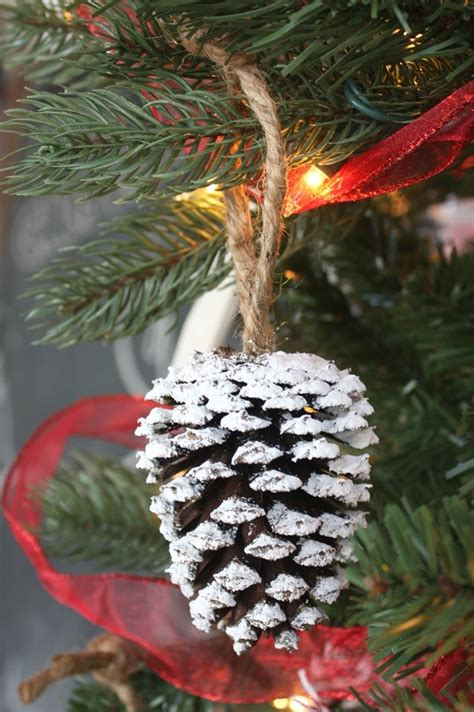 easy pine cone christmas ornaments sweet pea
