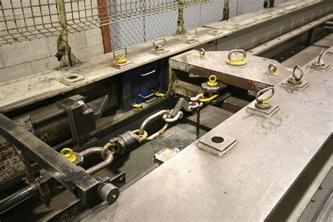 test bed montreal test bed unirope ltd