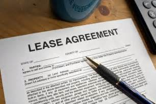 On Lease Leasing Glossary
