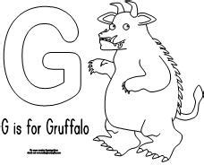 The Gruffalo Colouring Pages Gruffalo Pictures To Print by The Gruffalo Colouring Pages