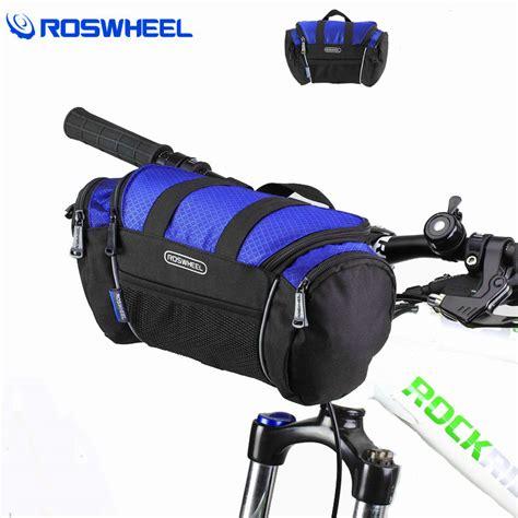 Tas Sepeda Roswheel 1 roswheel tas stang sepeda waterproof blue jakartanotebook
