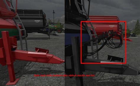 ls 17 werkstatt kre bandit 750 v2 blackbuty v 2 0 ls 17 farming