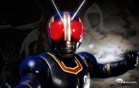 Tshirt Kamen Rider Black Rx Bdc seriados japoneses que marcaram 233 poca black kamen rider