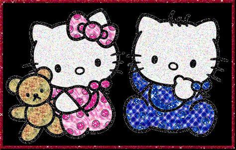 wallpaper glitter hello kitty hello kitty glitter gifs picgifs com