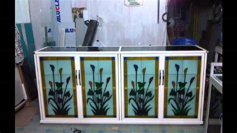 Kitchen Stiker Rak Piring lemari kaca n aluminium doovi