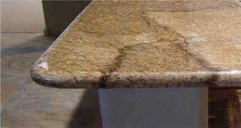 Granite Countertop Edges Five Inc Countertops The Right Profile Edge
