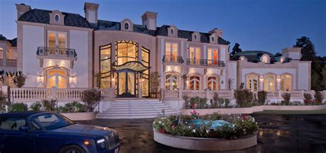2 Car Garage With Apartment by 72 Million 28 000 Square Foot French Chateau Mega Mansion