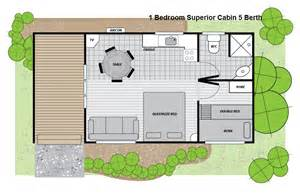 One Bedroom Cottage Floor Plans Accommodation In Melbourne That Is Cheap And Affordable