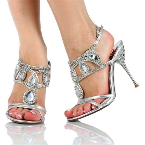 bridesmaid shoes silver discover and save creative ideas