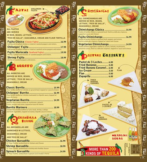 mexican restaurant menu template best photos of mexican restaurant menu design mexican