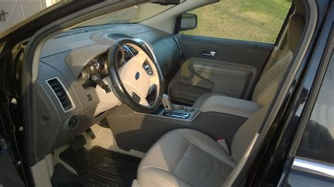 2008 Ford Edge Interior by 2008 Ford Edge Pictures Cargurus