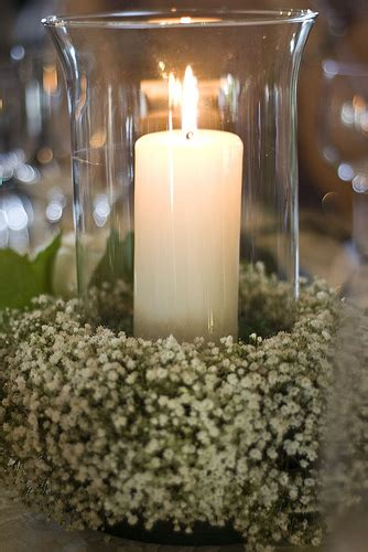 hurricane candle centerpiece ideas flower and candle centerpiece inexpensive ideas for your