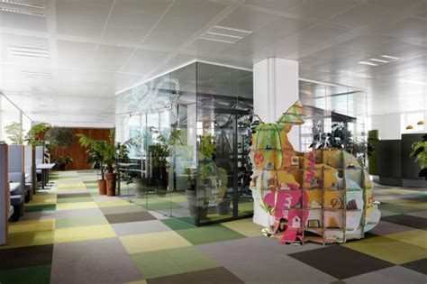 green house agency an ad agency s seriously surprising new office space design milk