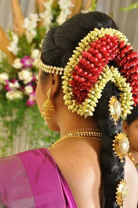 tamil flower hairstyles best 25 indian bridal hairstyles ideas on pinterest