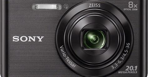 Kamera Sony Update Harga Dan Spesifikasi Kamera Sony Dsc W830 Update Juli 2015