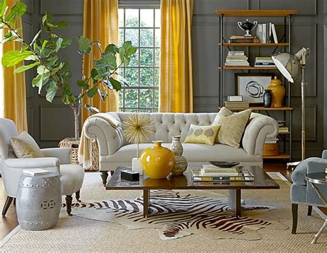incorporate subtle pops of color into a neutral home