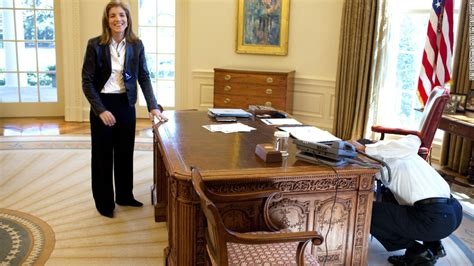 kennedy oval office death threats against caroline kennedy local media say