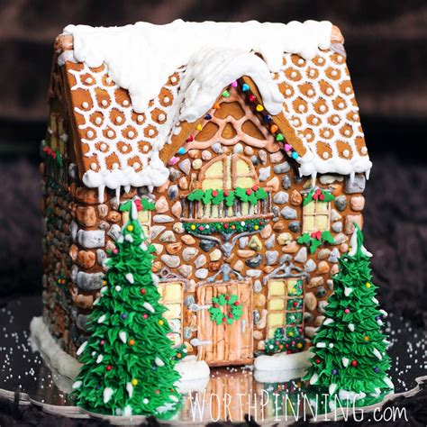 gingerbread house to buy foodista 5 absolutely stunning christmas recipes