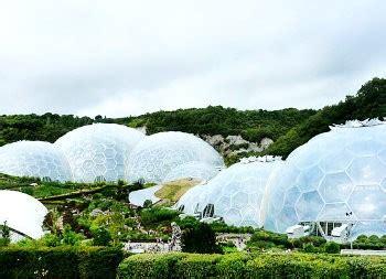 Labu Terbesar Dari Inggris proyek rumah tanaman ramah lingkungan terbesar di dunia kabar berita artikel