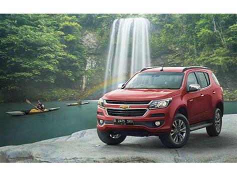 Chevrolet Trailblazer Cover Bodypenutup Mobil new chevrolet trailblazer segara dijual di indonesia