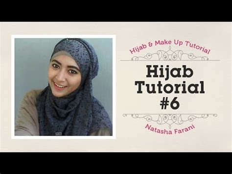 tutorial hijab natasha farani liputan 6 طرق بسيطة لارتداء الحجاب للمبتدئين doovi