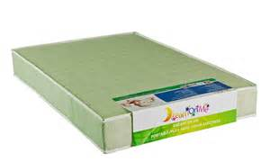on me 5inches sided play yard foam mattress