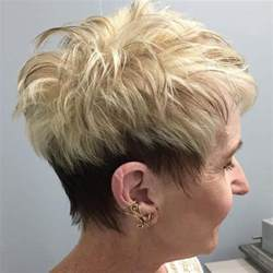 haircuts 50 back of 90 classy and simple short hairstyles for women over 50