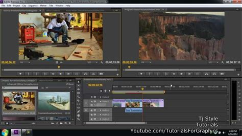 adobe premiere pro youtube channel adobe premiere pro cs6 for beginners 04 insert and