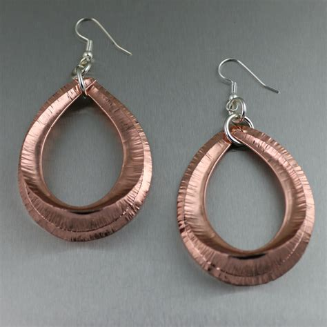 Handcrafted Metal Jewelry - unique handcrafted copper jewelry designs