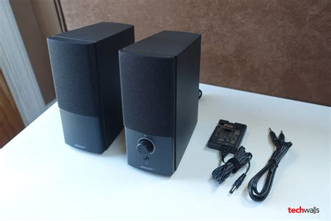 Messy Wires by Bose Companion 2 Series Iii Speaker System Review The