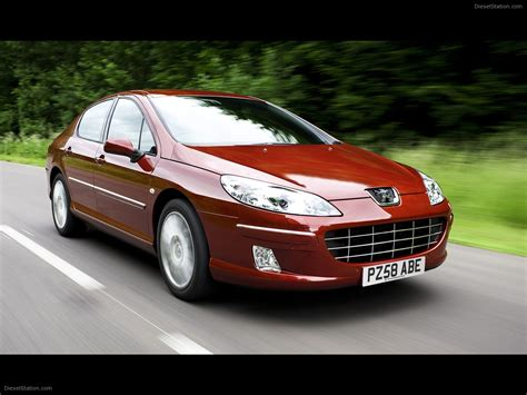 The New 2009 Peugeot 407 Exotic Car Pictures 06 Of 28