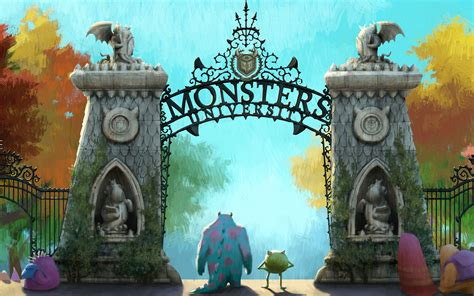 monsters university movie wallpapers desktop